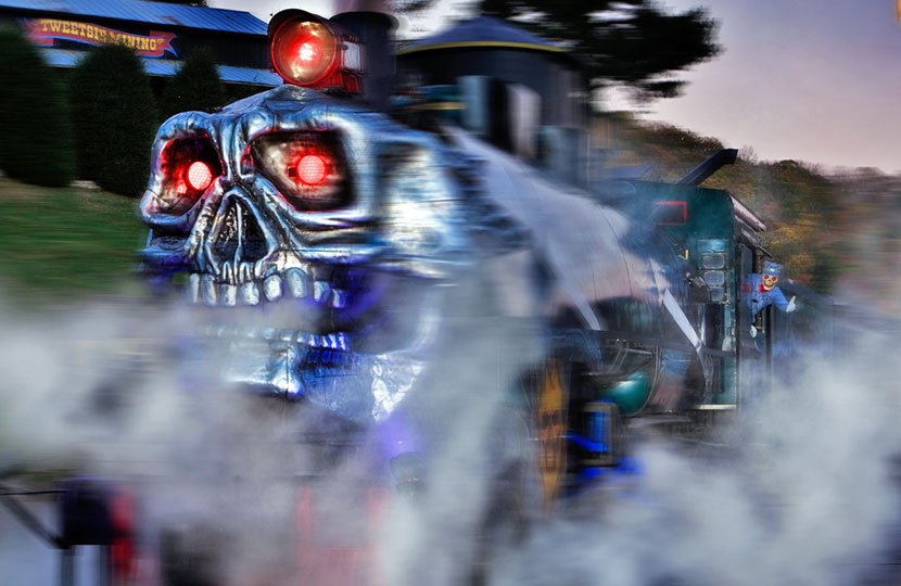 Halloween Train Ride 2020 Southern US Halloween Trains 2020 | Spooktacular Train Rides