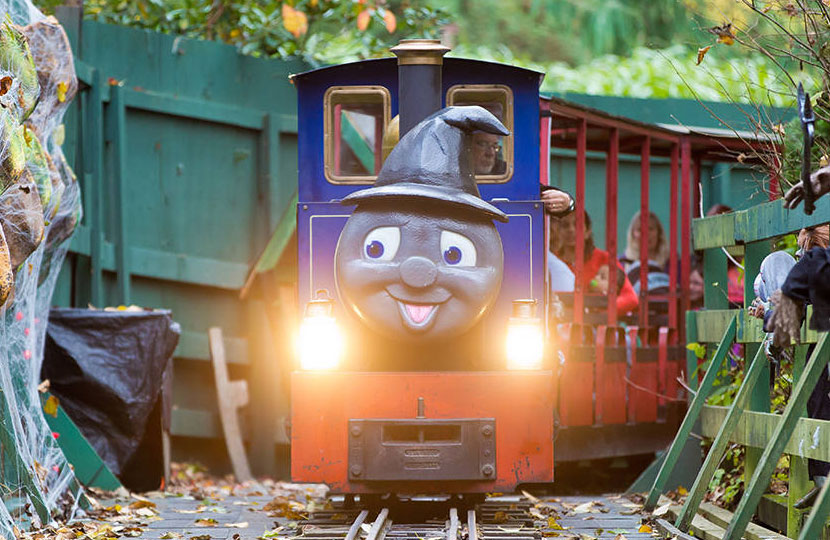 Halloween Train Ride 2020 Canada Halloween Trains 2020 | Spooktacular Train Rides